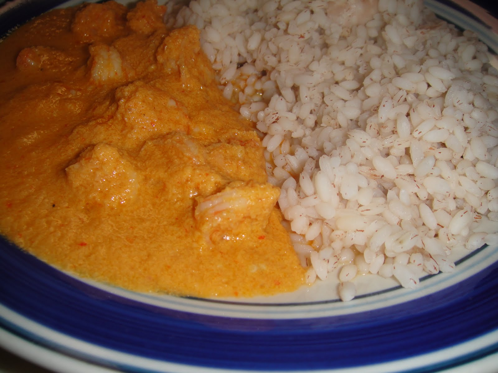 Shrimps Curry/ Sungata Ghasi picture