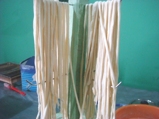 Homemade Noodles picture