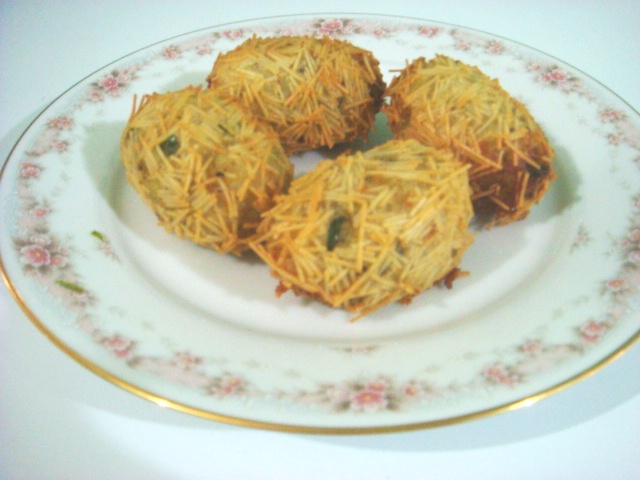 Homemade Potato Appetizer picture