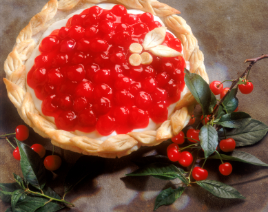 Diabetic Cherry Pie picture