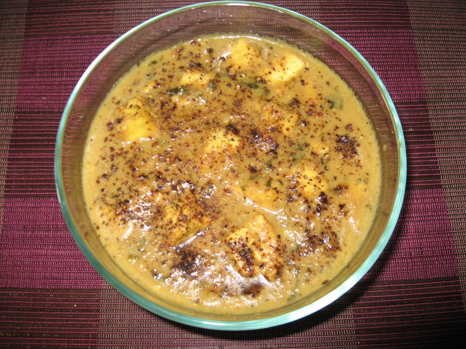 Dum Paneer Kali Mirch picture