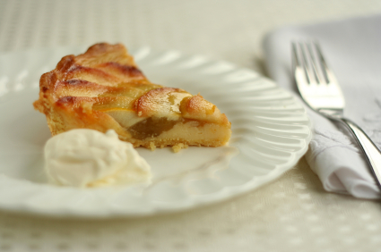 Dutch Apple Tart picture
