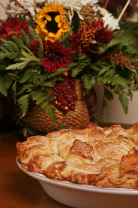 Dutch Apple Pie picture