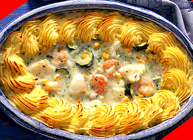 Seafood Pie picture