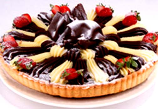 Fudge Tart picture