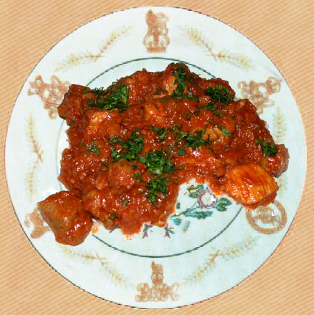 Goan Pork Vindaloo picture