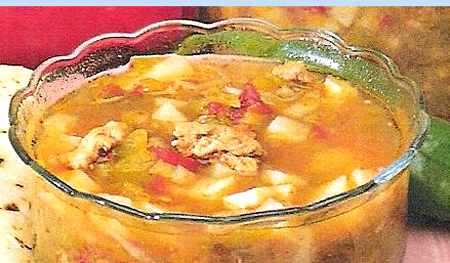 Green Chile Stew picture