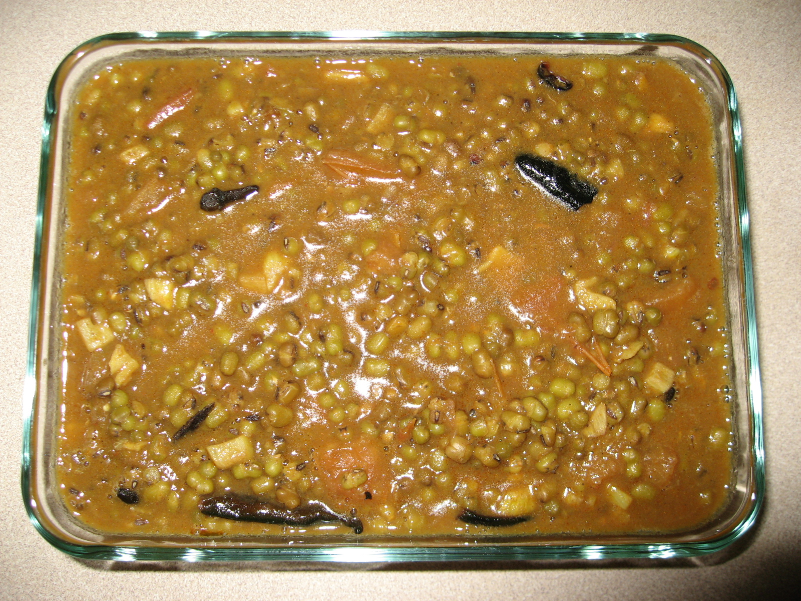 Green Mung Bean Curry picture