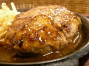 Hamburger Steak And Brown Gravy  picture