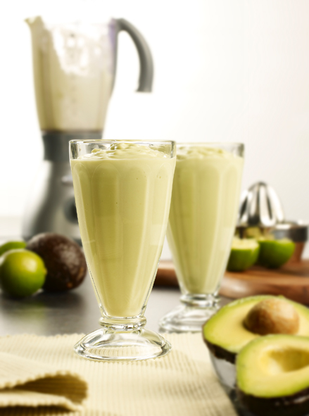 Hass Avocado Milkshake   picture