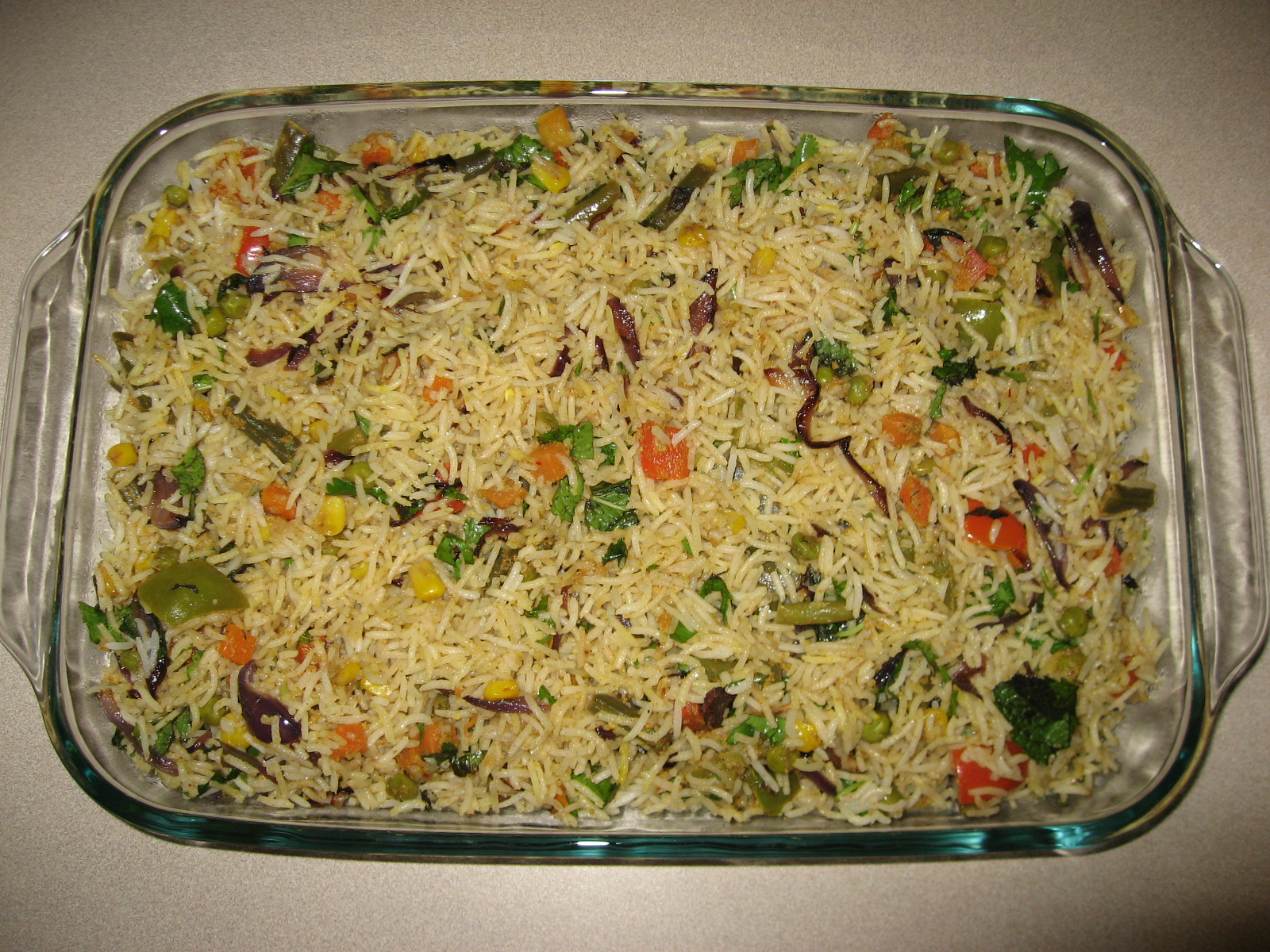 Hyderabadi Subz Biryani picture