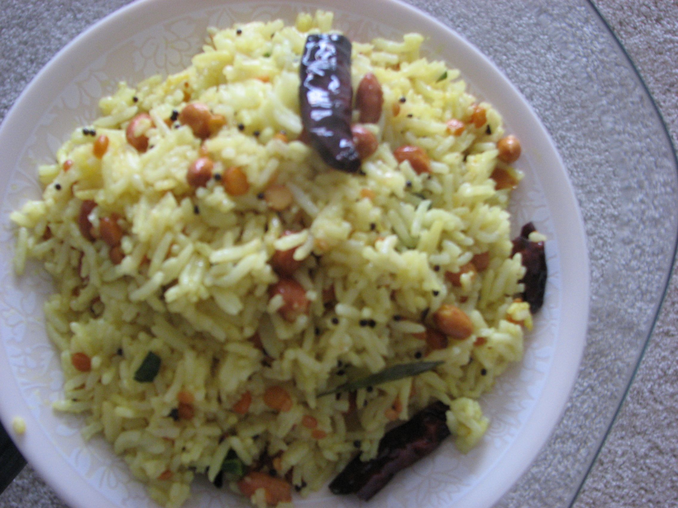 Lemon Rice picture