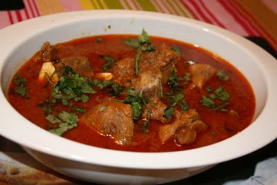 Spicy Mutton Curry picture