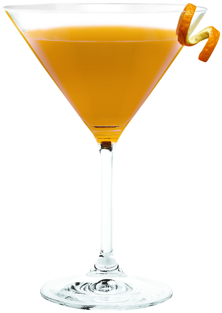 Jack-O-lantern Cocktail picture
