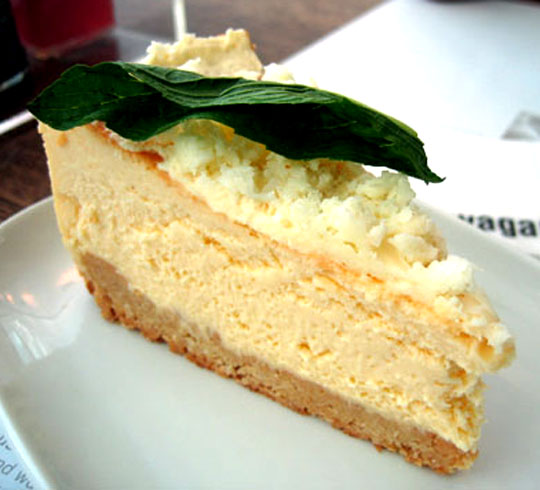 Japanese Cheesecake picture