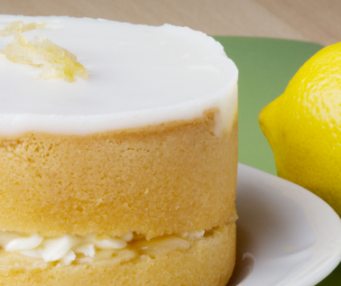 Lemon Cream Cake picture