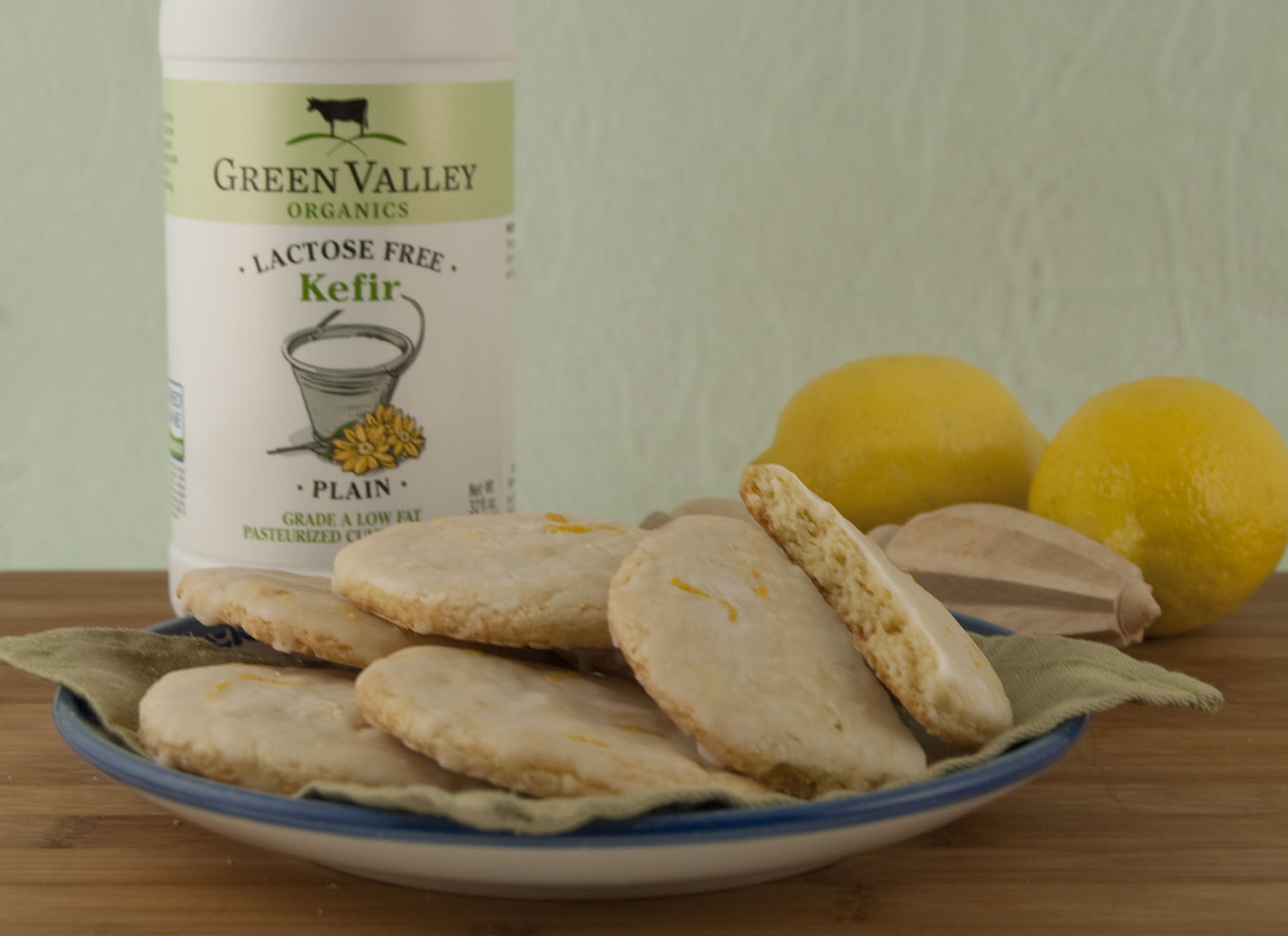 Lemon Kefir Cookies picture
