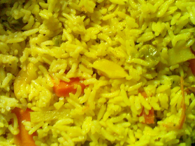Lite Vegetable Biryani picture