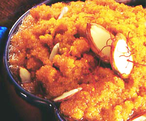 MOONG DAL HALWA picture