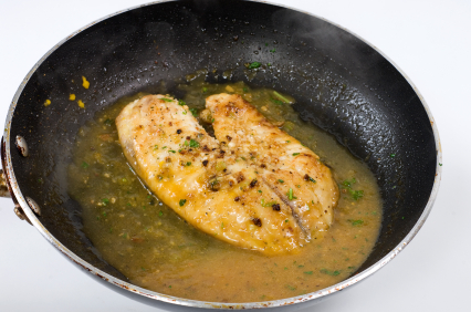 Mahi Mahi with Lemon Sauce  picture
