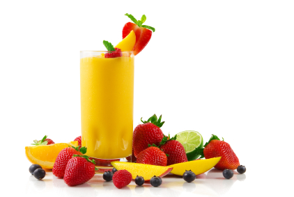 Mango Fruit Smoothie picture