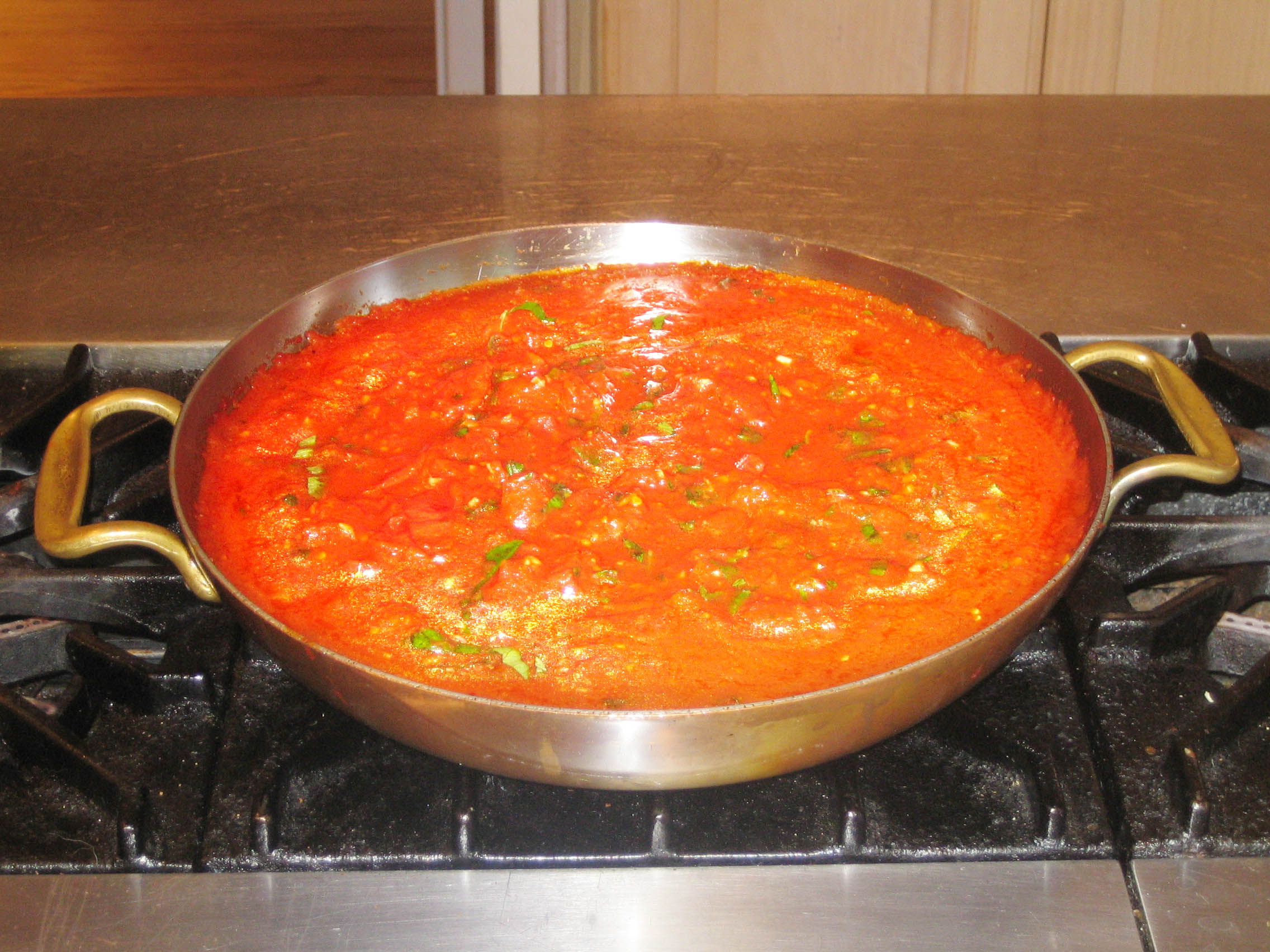 """Killer"" Marinara Sauce (Three Ways) picture"