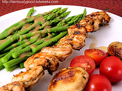 Marinated Grilled Shrimp picture