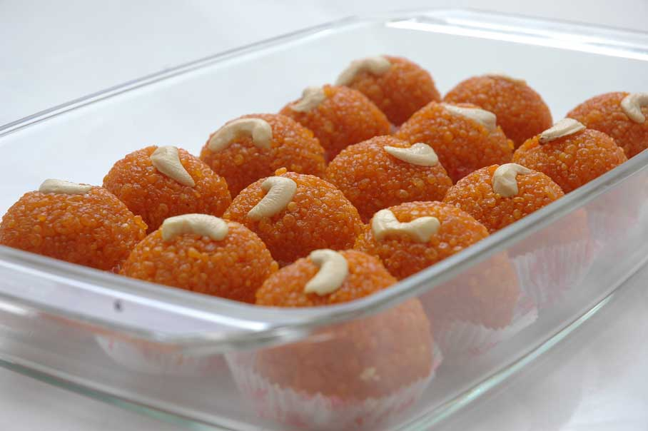 Motichoor Laddu picture
