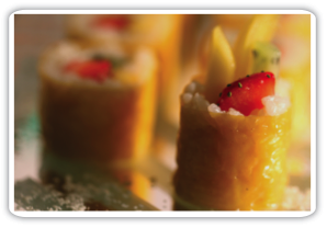 White Chocolate Mango Roll picture