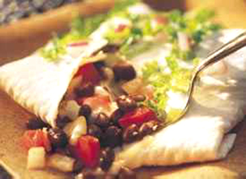 Black Bean Burritos picture