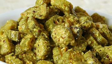 Bhindi In Dahi picture