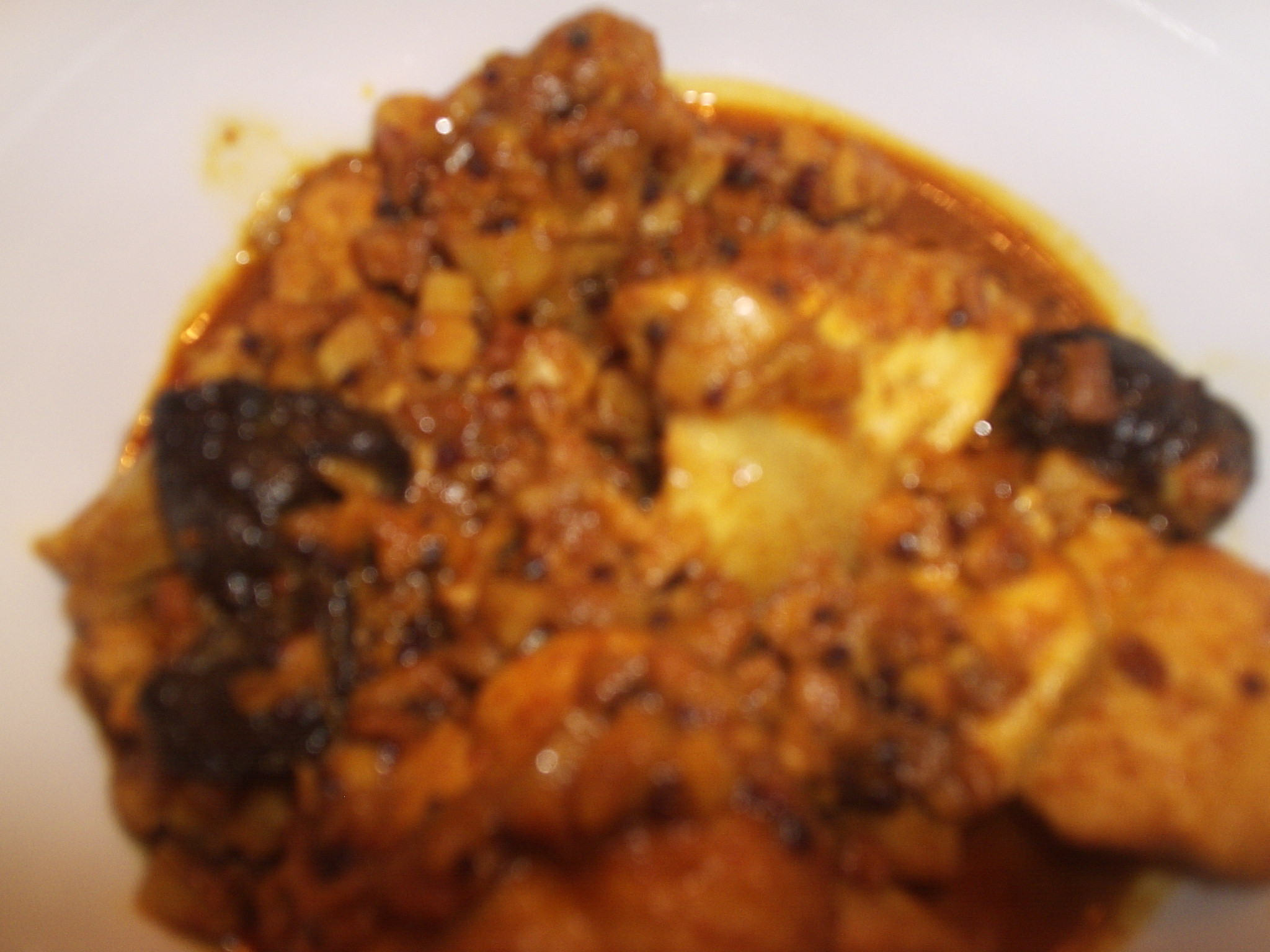 Spicy Fish Curry picture