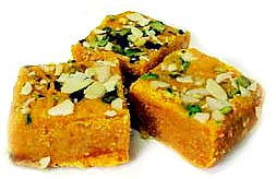Patisa or Soan Papdi picture