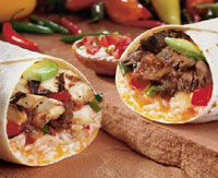 Pork Steak Burritos picture