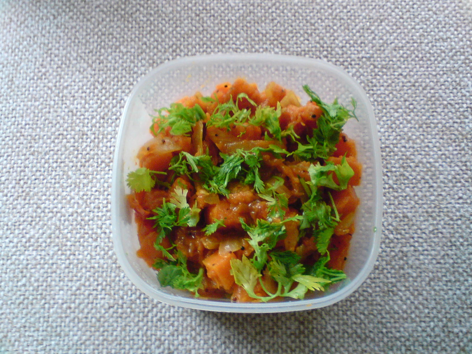 Kumbalakaayi Curry picture