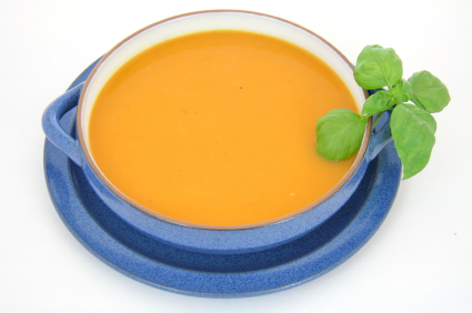 Curry Pumpkin Soup  picture