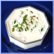 Potato Raita picture