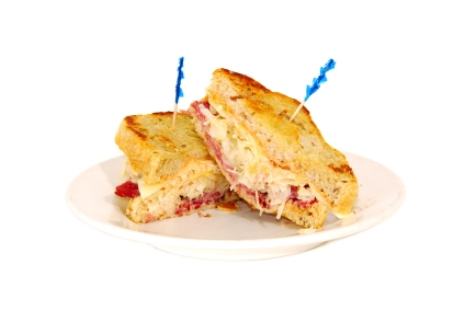 Spicy Reuben Sandwich picture