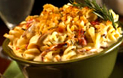 Rotini and Cheese picture