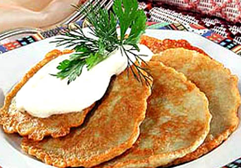 Russian Pancakes picture