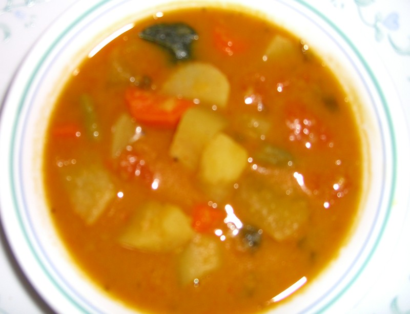 Vegetable Sambar picture