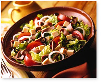 Santa Fe Beef & Hot Pepper Salad picture