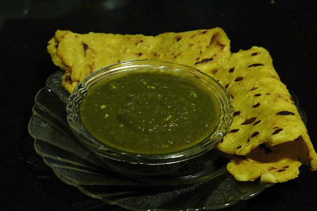 Sarson Da Saag And Makki Di Roti picture