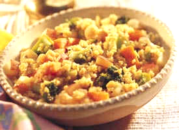 Savory Millet and Potato Stew picture