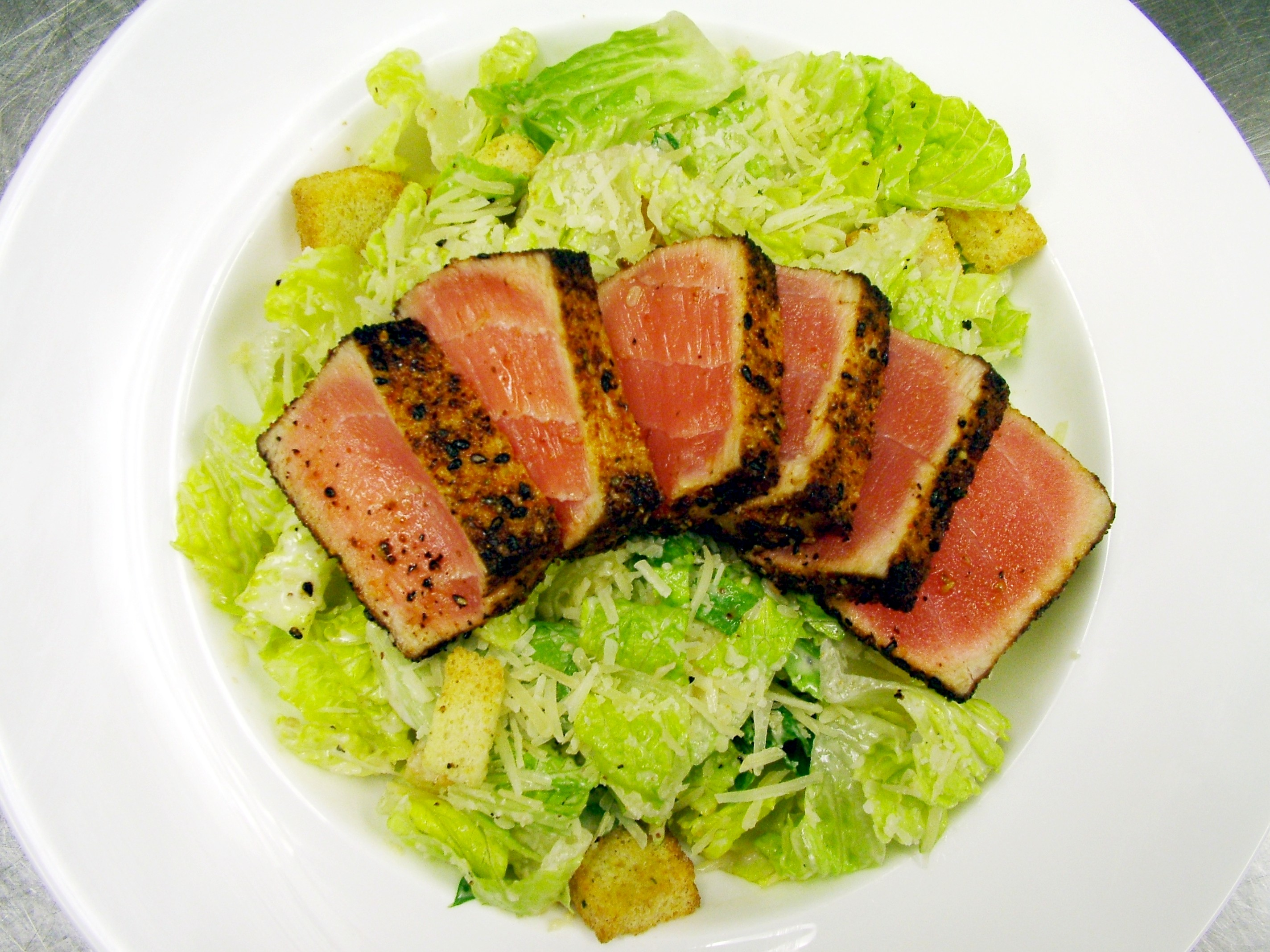 Blackened Tuna Caesar picture