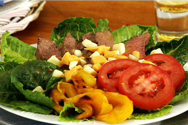 Quick Steak Salad picture