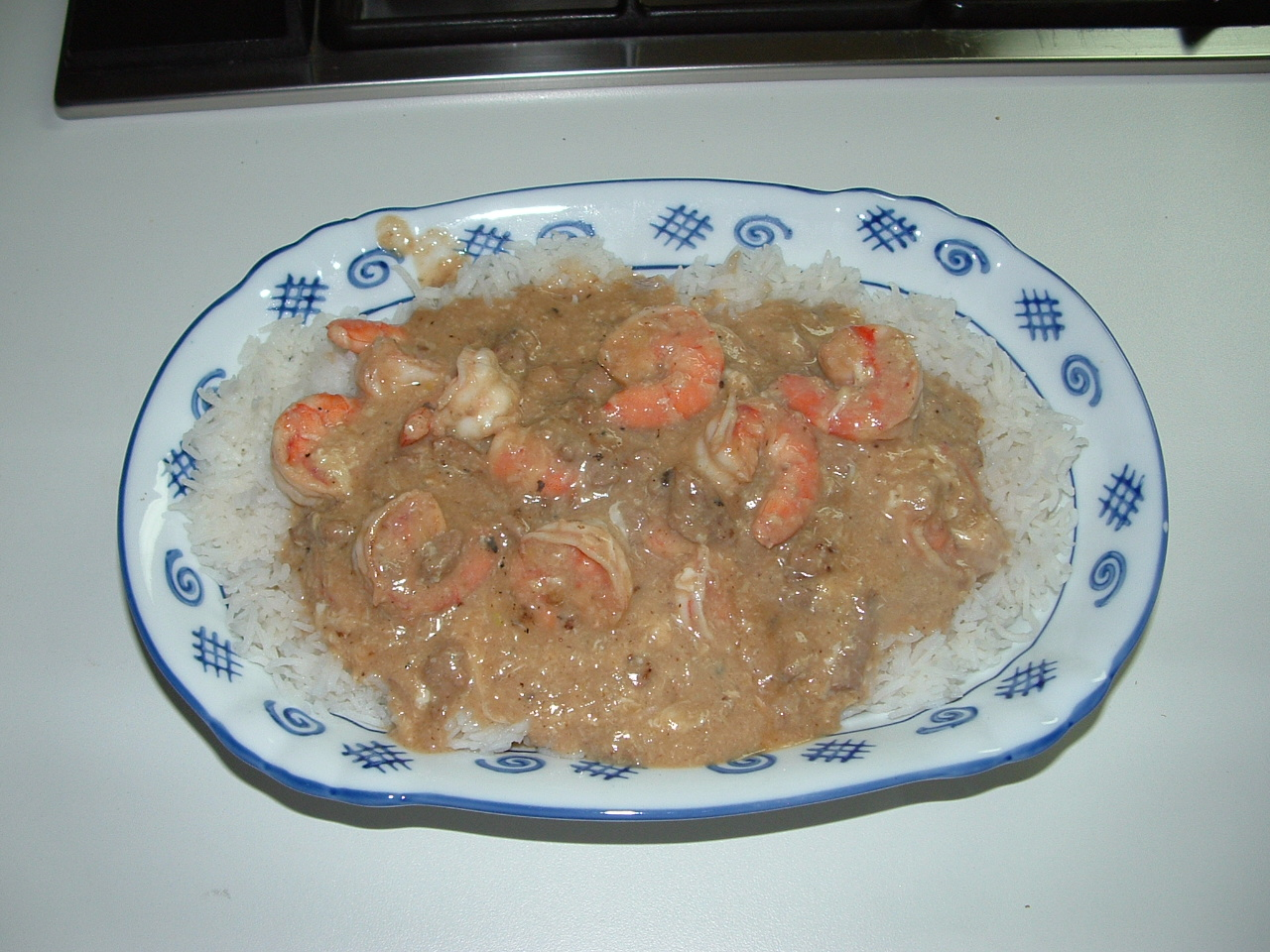 Shrimp in Lobster Sauce picture