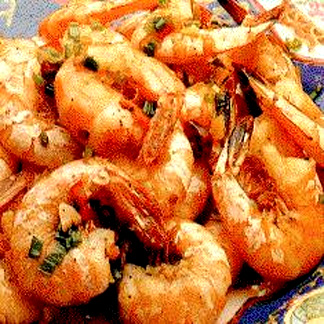 Stir-Fried Shrimp picture