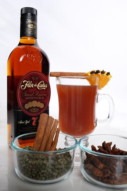 Spiced Rum Toddy picture