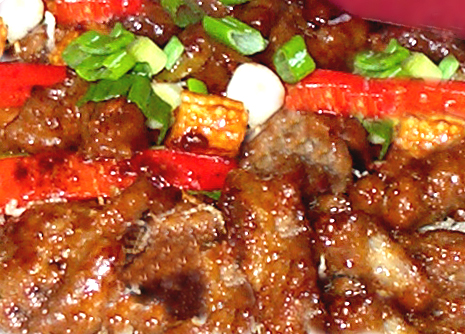 Spicy Beef Stir-Fry picture